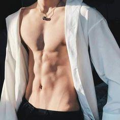 """Before I sleep Consider Keith! Aesthetic Body, Daddy Aesthetic, Couple Aesthetic, Aesthetic Art, Korean Boys Hot, Asian Boys, Corpo Sexy, Abs Boys, Men Abs"