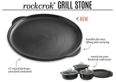 Whether you want to shop for new kitchen tools, get free products by hosting a cooking show, or start your own Pampered Chef business, I can help you do it all. Grill Stone, Smoke Grill, Pampered Chef, Kitchen Items, Get One, Cool Kitchens, Crock, Grilling, Spring 2016