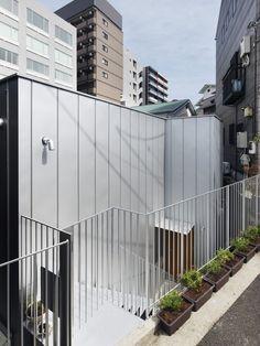 Leibal: Daylight House by Takeshi Hosaka Architects