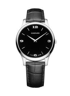 Chopard montre L.U.C XP noir http://www.vogue.fr/vogue-hommes/montres/diaporama/horlogerie-montres-homme-all-black-cadran-noir/20709/image/1105553#!chopard-montre-l-u-c-xp-noir