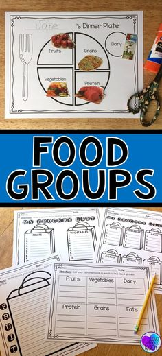 learning about food groups with these activities is fun and engaging for kids by sorting foods in a variety of ways your students will master which foods