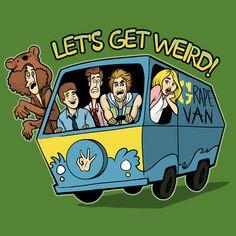 Let's Get Weird - NeatoShop