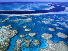 The Deep Channel at the Great Barrier Reef