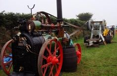16 – 18 August 2013. Cornish Steam and Country Fair © Penny O'Keefe