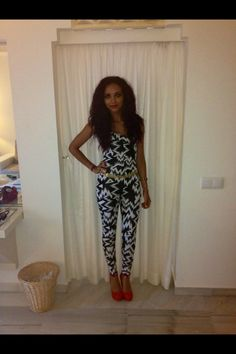 Jade Thirlwall love the outfit!