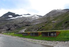 Trollstigen National Tourist Route Project