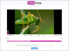 Edu-Curator: Hoe knip je een fragment uit een 'YouTube'-filmpje met TubeChop?