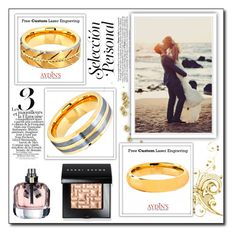 """AydinsJewelry 12 / 30"" by selmamehic ❤ liked on Polyvore featuring Lara and Bobbi Brown Cosmetics"