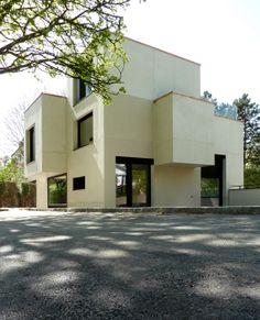 Gigon & Guyer - Detached house, Zurich 2011. Via, photo (C) Thies Wachter.