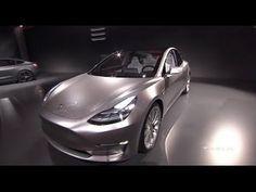 Tesla MODEL 3   First Look