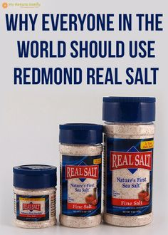 Learn why low sodium diets are dangerous, but diets high in Real Salt have many health benefits.