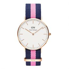 Reloj Daniel Wellington 0505DW #relojes #watches