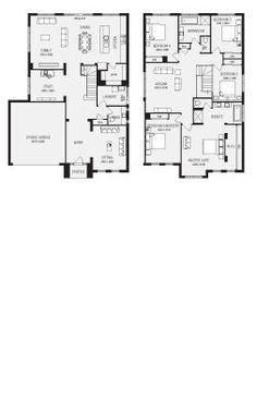 Phoenix, New Home Floor Plans, Interactive House Plans   Metricon Homes    Sydney,