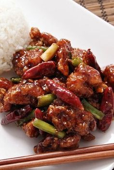 The Best General Tso's Chicken  http://acpcladdingindelhi.wordpress.com/ http://acpcladdingindelhi.blogspot.in/