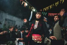 Dancing boy: Shukur, 21 in this picture, was kidnapped in Kabul when he was 12 years old and taken to Kunduz where he was kept as a Bacha Bereesh - a dancing boy - for a rich and powerful man. He was 17 when he escaped, and began making a living from his dancing
