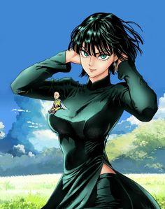 Anime Girl Hot, Kawaii Anime Girl, Anime Art Girl, Manga Characters, Female Characters, Gwen Spiderman, Saitama One Punch Man, One Punch Man Manga, Anime Crying