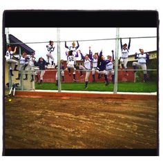 Softball pics! If we can't the team, my besties and I need to do this!!!