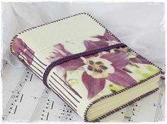 Book of hone-made products (cleaning, body soaps, makeup, soap making, facials, Moisturizer etc.)(   https://www.etsy.com/ca/listing/124482226/floral-leather-journal-blank-botanical?   )