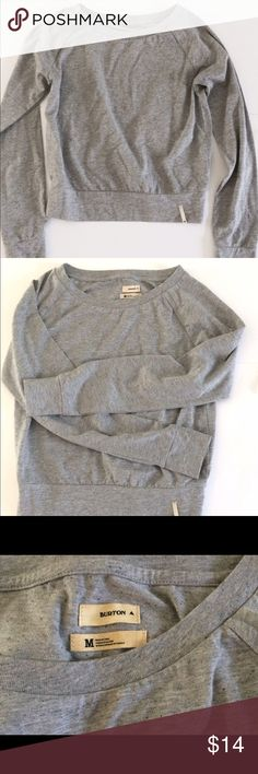 HOST PICKCute Burton Top! Adorable shirt from Burton. Slightly fitted through waist for a flattering look. Excellent condition! Runs small Burton Tops