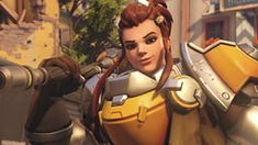 The Internet Is Fawning Over Brigitte, Overwatch's Newest Champion