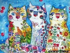Oxana Zaika-New 3 Gatos