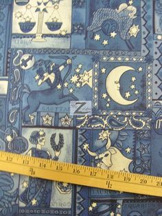 100% #Cotton Fabric By #AlexanderHenry / #Astral Works / Sold By The Yard