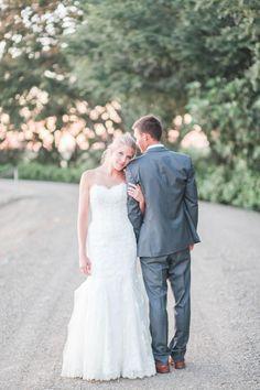 Allie & Paul - Canada Wedding http://caratsandcake.com/allieandpaul