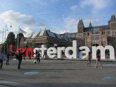 """#Amsterdam / dal viaggio """"Amsterdam - Canali d'acqua, mulini, bici e tanta gente... Amsterdam"""" / #Tripandia"""
