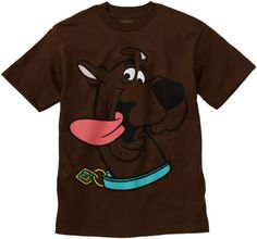 Scooby Doo Boys' License T-Shirt * You can get additional details at