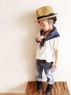 GAPのTシャツ・カットソーを使ったmiyuuu.のコーディネートです。WEARはモデル・俳優・ショップスタッフなどの着こなしをチェックできるファッションコーディネートサイトです。