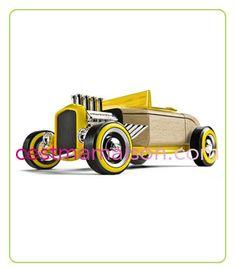 voiture automoblox hot rod HR2 | Véhicules & Garage | Jouets en bois | jouets & jeux | C'est ma maison