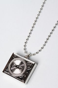 Flud Watches The Tableturns Necklace in Silver