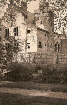 Opbouw kasteel 1936-1937