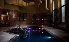 The St Pancras Renaissance Hotel Victorian Spa