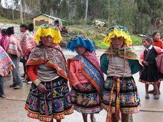 Quechua Children at Wilka Tika Children's School in Peru..... with American Toys!