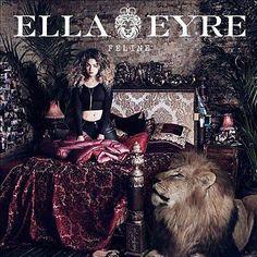 Ella Eyre - Feline CD (new album/sealed) Ella Eyre Songs, Latest Hit Songs, Raleigh Ritchie, Dj Fresh, Jasmine Thompson, Ukulele Tabs, Cinema, Pop Music, Design Reference