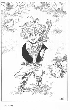Meliodas | Nanatsu no Taizai - The Seven Deadly Sins