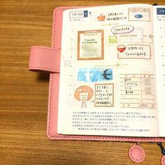 7/6 #ほぼ日手帳 オリジナル * 何だか先週から 私の精神状態が ちょっと不安定な気がします。 とほほ(;Д;) 早く梅雨明けして欲しいな