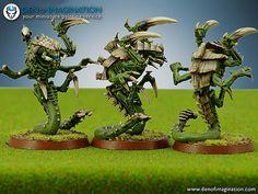 Green Tyranids