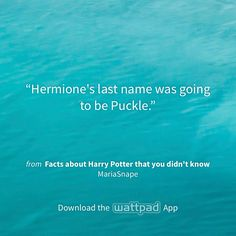 """I'm reading """"Facts about Harry Potter that you didn't know"""" on #Wattpad. http://w.tt/1xdEG9e #shortstory #quote"""