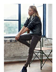 visual optimism; fashion editorials, shows, campaigns & more!: fashion: zippora seven by patrick lindblom for gioia 8th november 2014