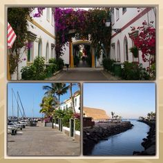 Puerto de Mogán eller 'Lille Venedig' som byen også er kendt som, er en stille, romantisk og meget charmerende lille fiskerhavn. Det er en oplevelse at spadsere i de små gader med blomstrende balkoner og langs de hyggelige kanaler. Tag ud til bådehavnen, så finder du flere gode restauranter, som serverer frisk fisk fra dagens fangst. Du kan læse mere her: www.apollorejser.dk/rejser/europa/spanien/de-kanariske-oer/gran-canaria
