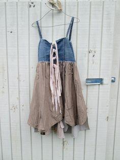 Upcycled clothing /Denim