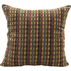 Better Homes and Gardens Geo Multi-Color Pillow