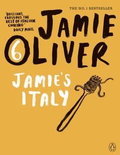 Buy Jamie's Italy by Jamie Oliver at Mighty Ape NZ. Ever since working at the River Cafe for Ruth Rogers and Rose Gray, Jamie Oliver has had a serious passion for Italian food. Now, ten years later, Ita. Jamie's Italian, Italian Cooking, Italian Recipes, Italian Pasta, Classic Italian, Jamie Oliver, Typography Letters, Hand Lettering, Typographie Inspiration