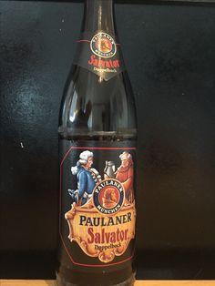 Paulaner -Salvator - Doppelbock. 0,5l, 7,9% Paulaner Brauerei, München