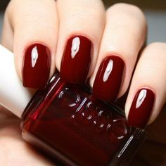 The 5 Most Popular Fall Nail Polish Colors on Pinterest
