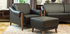 KLER - Maestro Recliner, Teak, Armchair, Furniture Design, Lounge, Sofa, Home Decor, Sofa Design, Sofa Chair