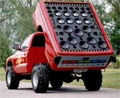 Now thats a sound system