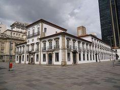 Paço Imperial. Rio de Janeiro, Brasil
